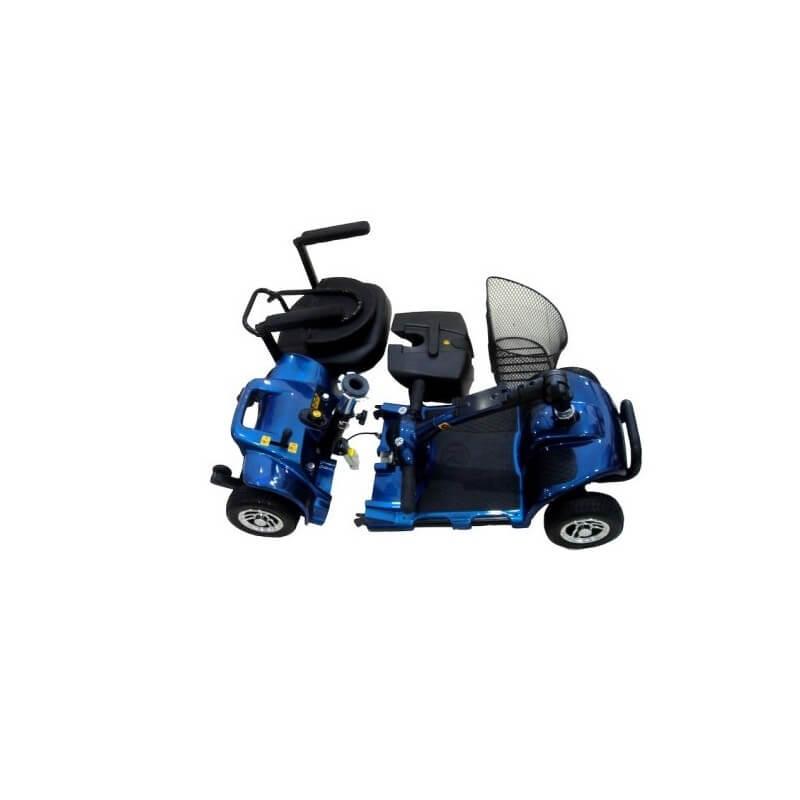 Scooter eléctrico Smart 4 ruedas Libercar