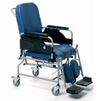 Silla inodoro con respaldo reclinable '9303'