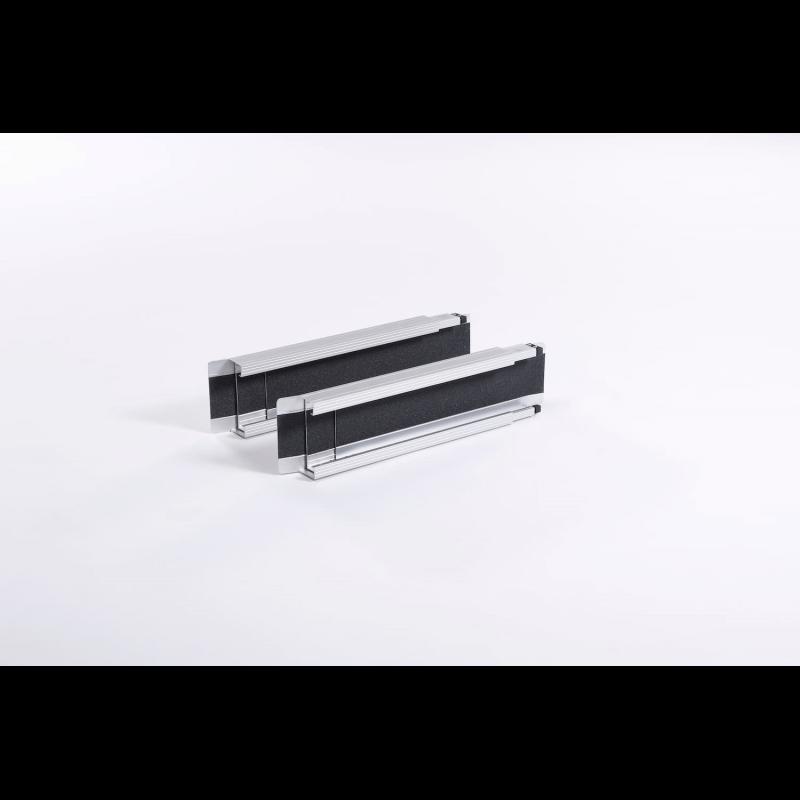 Rampas de aluminio antideslizantes '691'