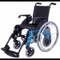 Silla de ruedas 2 en 1 Basic Dúo