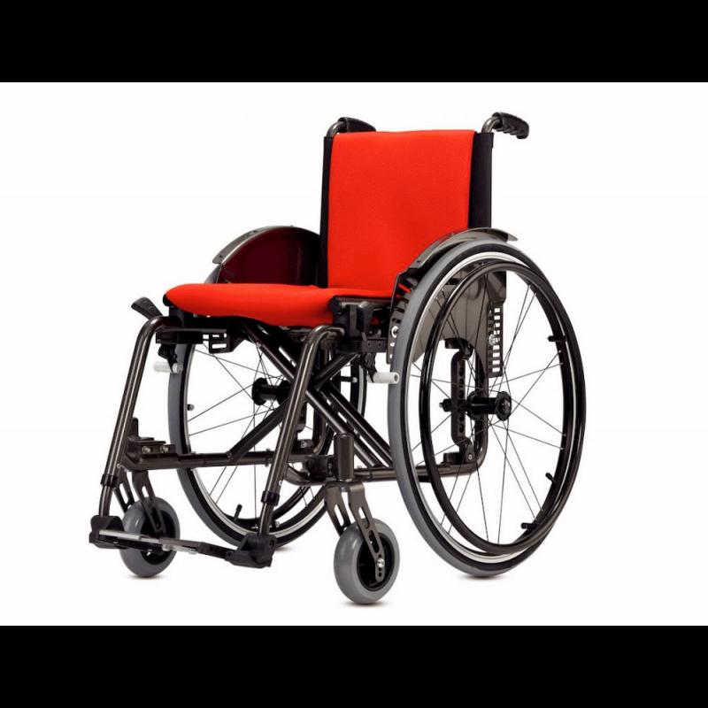 Silla de ruedas autopropulsable de confort extra BX11