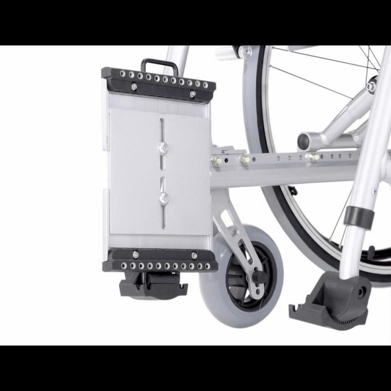 Silla de ruedas autopropulsable flexible R1