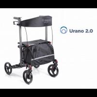 Andador plegable de aluminio URANO