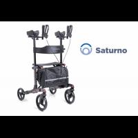 Andador plegable con soporte para antebrazos SATURNO