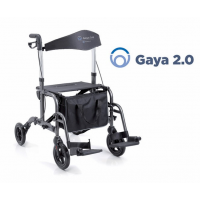 Andador y silla doble función GAYA 2.0