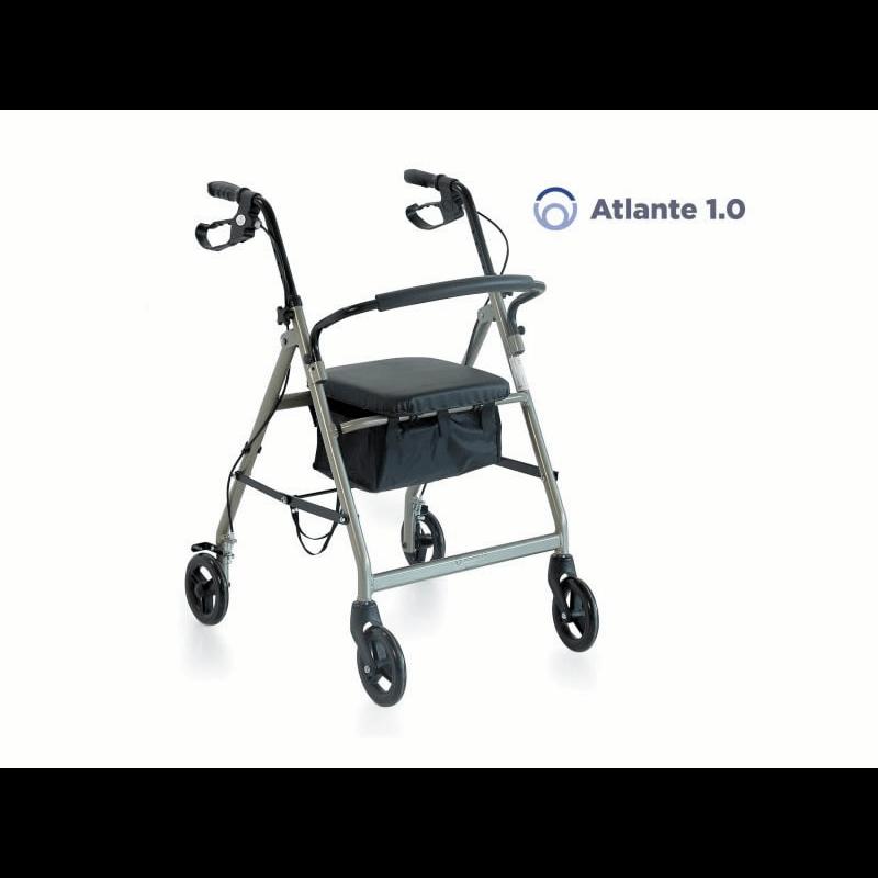 Andador ultraligero de aluminio ATLANTE