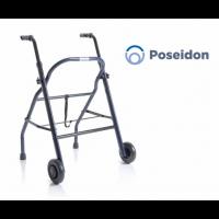 Andador plegable de 2 ruedas POSEIDON