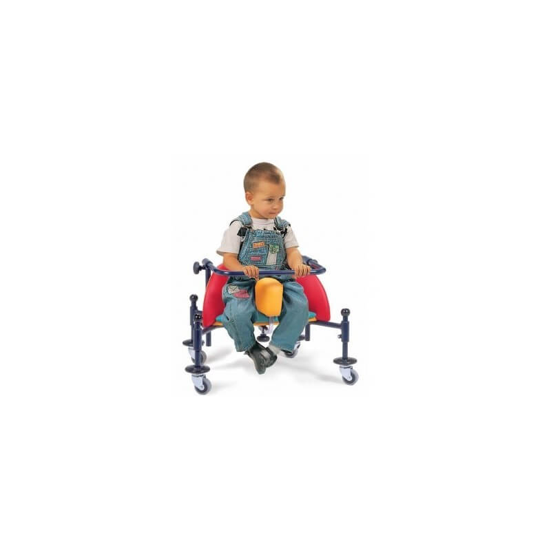Andador autónomo Birillo - Ayudas dinámicas