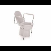 Reposabrazos para WC