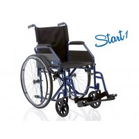 Silla de ruedas plegable START 1