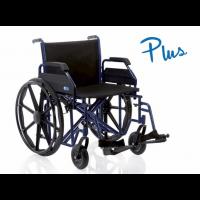Silla de ruedas bariátrica 'PLUS'