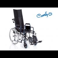 Silla de ruedas con respaldo extendido 'COMFY-S'