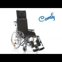 Silla de ruedas autopropulsable y reclinable