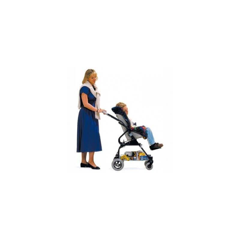 Sistema de control postural snug seat - Ayudas dinámicas
