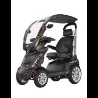 Scooter eléctrico con capota 'Mobility 730' - MONARCH ROYALE