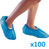 Cubre zapatos desechables sanitarios (100uds)