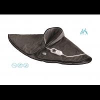 Capa térmica para cervicales y espalda