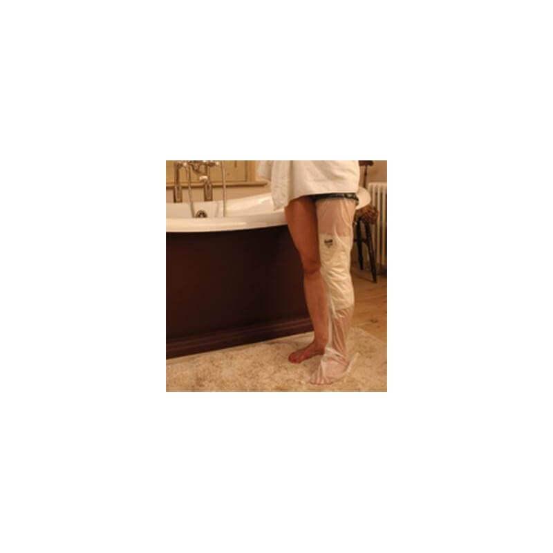 Protector pierna entera - Ayudas dinámicas