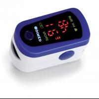 Mini pulsioxímetro LED