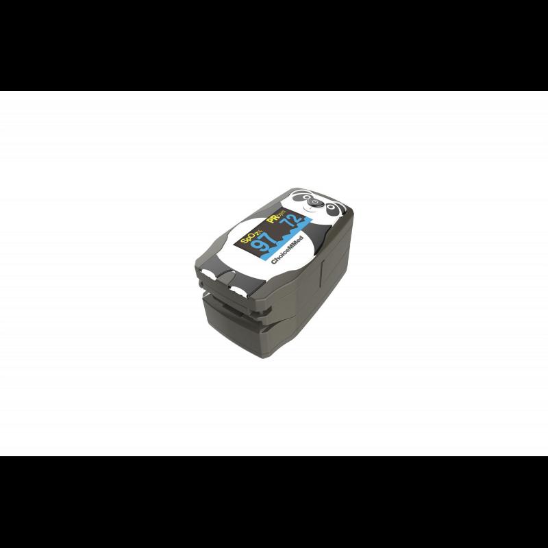 Pulsioxímetro pediátrico LCD