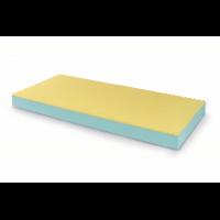 Colchón de poliuretano con superficie almohadillada