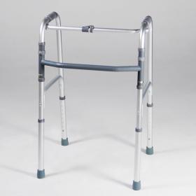 Andador pasos aluminio - Ayudas dinámicas