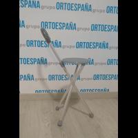 Bastón con asiento plegable - Ortoespaña