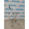 Bastón con asiento plegable