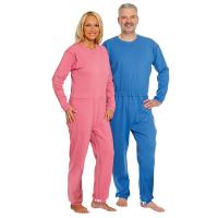 Pijama senior con cremallera - Ayudas dinámicas