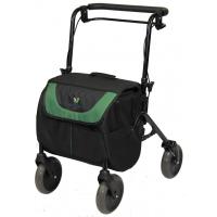 Andador multifuncional con bolsa para compra