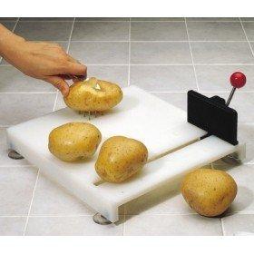 Sistema de preparación para alimentos - Ayudas dinámicas