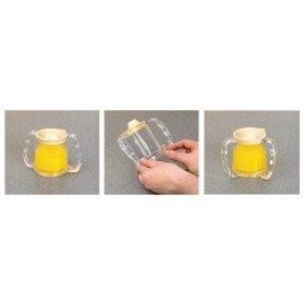 Vaso personalizable 'Dual' - Ayudas dinámicas