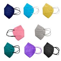 Mascarilla de protección FFP2 de colores