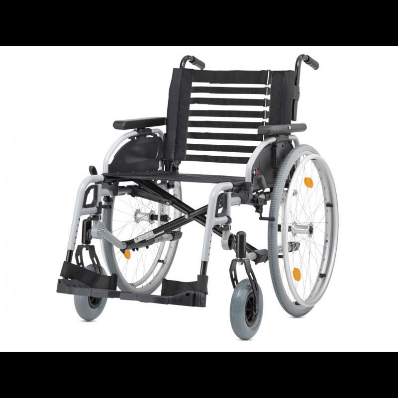 Silla de ruedas bariátrica ligera 'PYRO LIGHT OPTIMA XL'