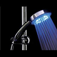 Aquasol de ducha con LED