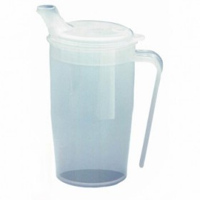 Vaso de policarbonato - Ayudas dinámicas