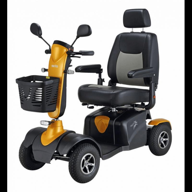 Scooter robusto NEW DAKAR