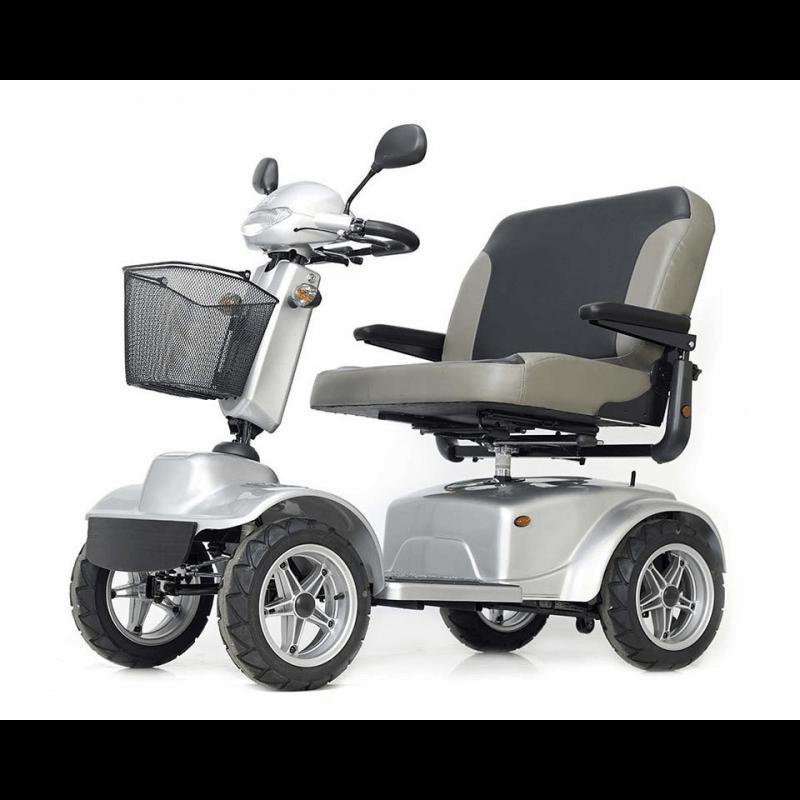 Scooter bariátrico para dos DAKAR DUO