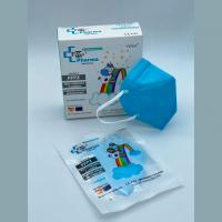 Mascarilla FFP2 infantil azul homologada (10uds)