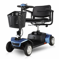 Scooter eléctrico...