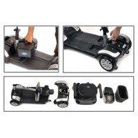 Scooter Eclipse Plus - Ayudas dinámicas