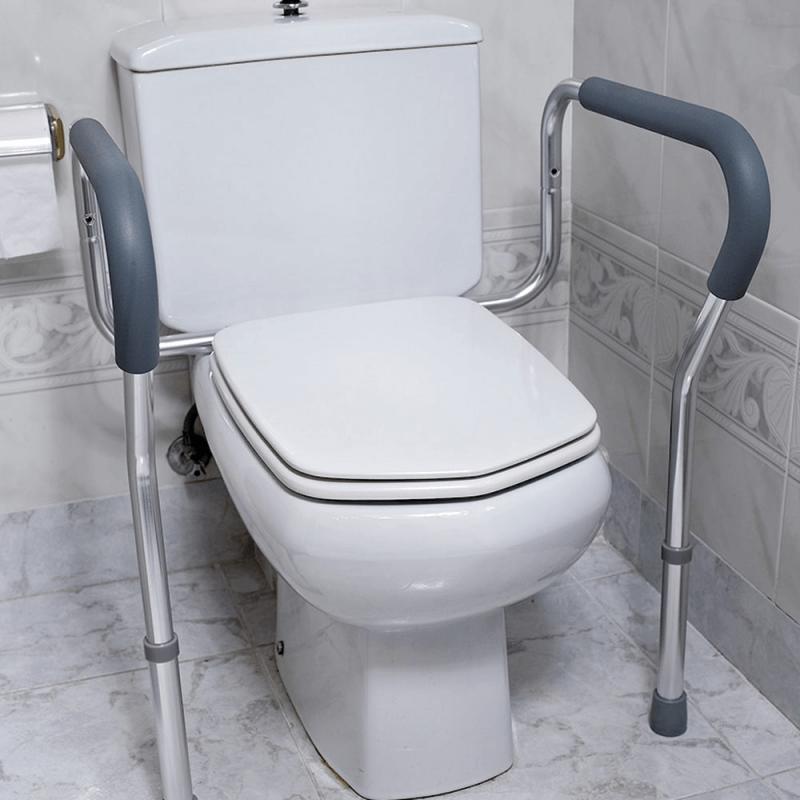 Apoyabrazos para WC BALI