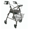 Andador de aluminio plegable R4
