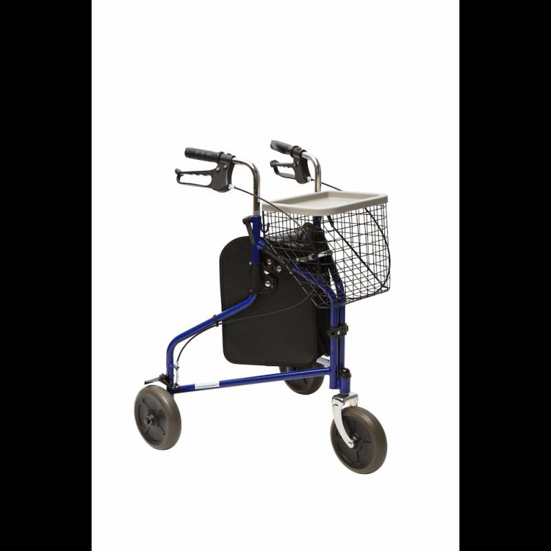Andador plegable de 3 ruedas R3