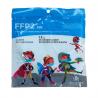 Mascarillas infantiles FFP2 blancas (10uds)