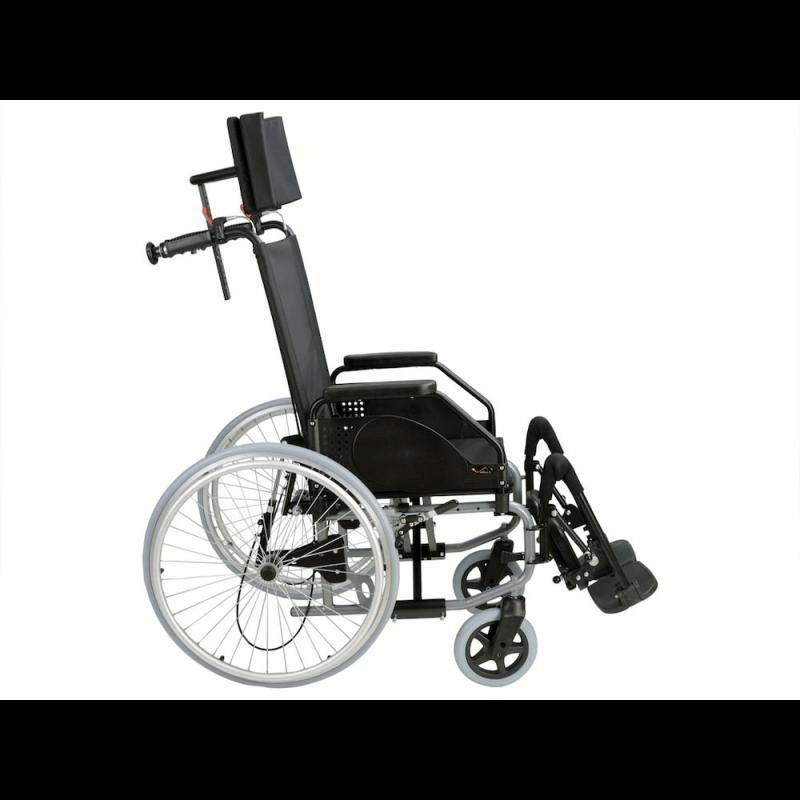 Silla de ruedas reclinable Celta Cama