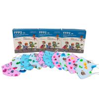 Mascarillas infantiles para niños FFP2
