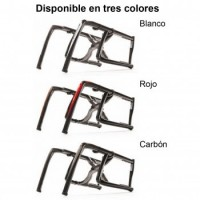 Silla de ruedas Activa plegable de Carbono 'VELOCE' - Ayudas dinámicas
