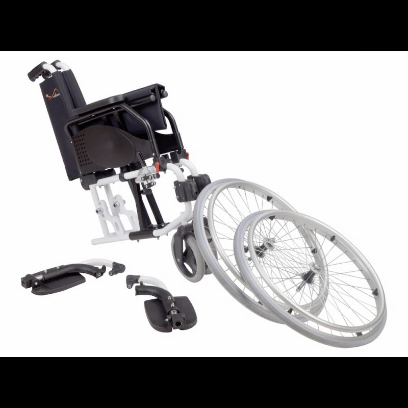 Silla de ruedas Latina
