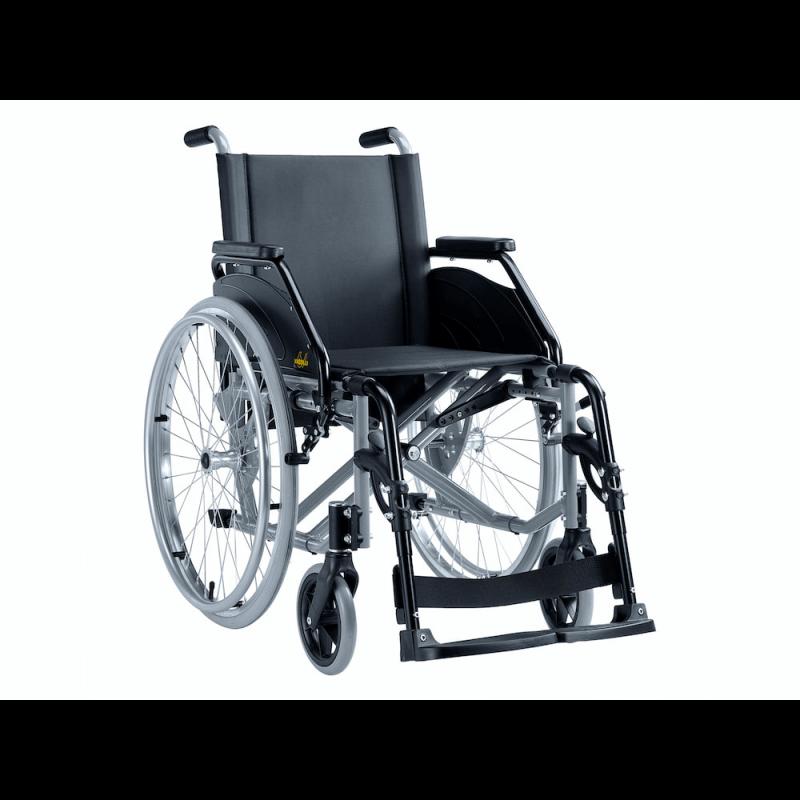 Silla de ruedas manual Extralight